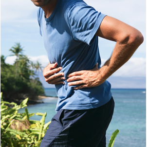 The dreaded side stitch - what causes it and how can you avoid it