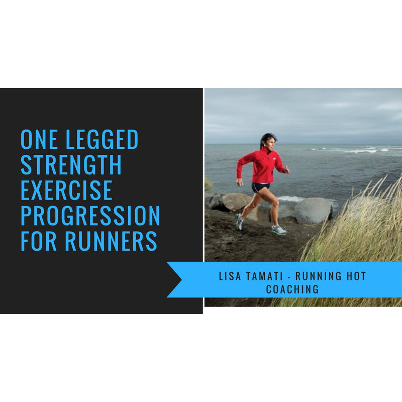 One Legged Strength Exercise Progression For Runners