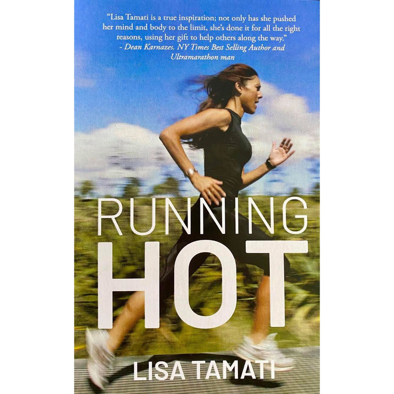 lisa tamati running hot - Ultramarathon runner