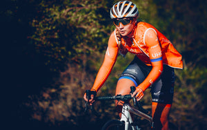 Megan Jastrab Wins UCI Junior Road Race World Championship In Yorkshire