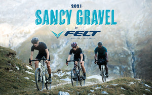 We're The Sancy Gravel Race Partner of the Festival Outdoor de la Vallee Verte
