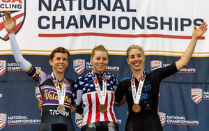 TWENTY20's Valente Wins Gold At U.S. Track National Championships