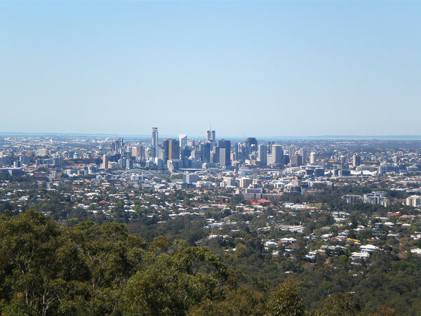 brisbane mt coot-tha lookout