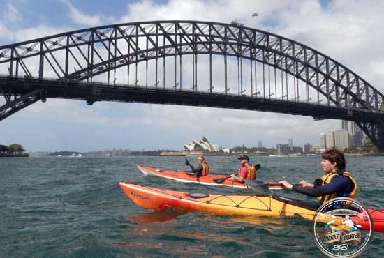 Sydney Harbour Kayak Tour