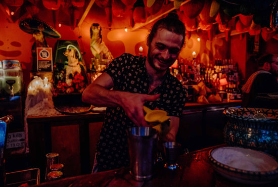 Drink & Discover Secret Bar Crawl