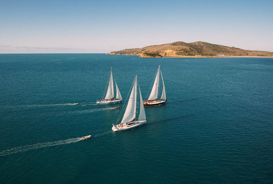 Whitsundays Sailing 2 Days 2 Nights (Broomstick)