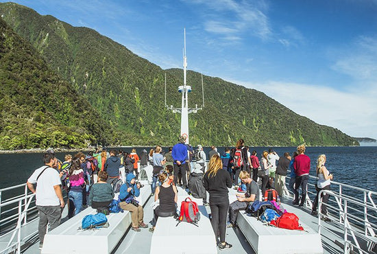 Milford Sound Cruise with Queenstown Return