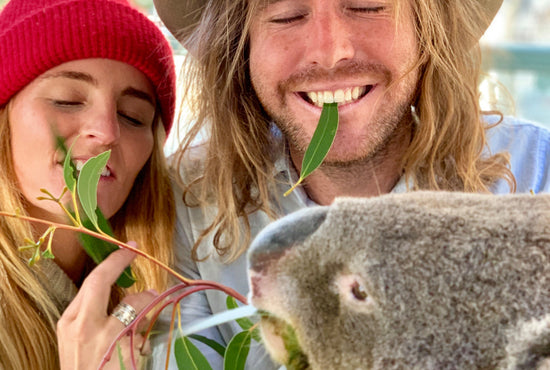 Baby Animals, Boomerangs & BBQ Lunch