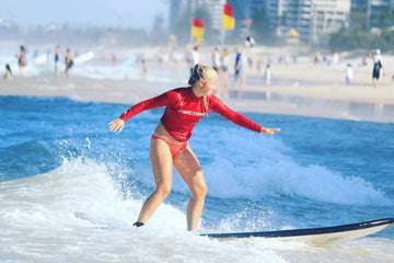 Gold Coast 2 Hour Surf Lesson
