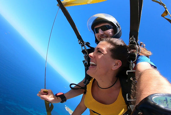 Sydney (Wollongong) Tandem Skydive (15,000ft)