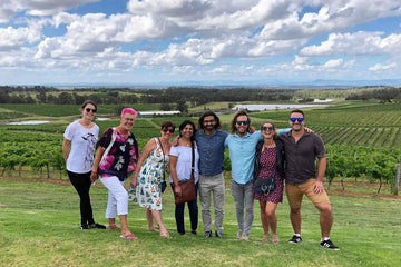 Hunter Valley Intimate Wine Trip with Cheese & Kangaroos