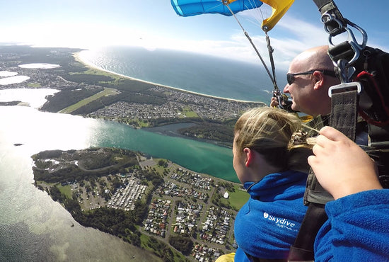 Newcastle Tandem Skydive (15,000ft)