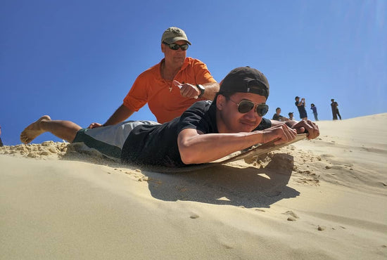 Moreton Island Get Wrecked Overnight Adventure
