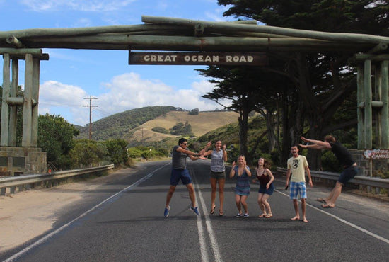 Great Ocean Road 2 Day Surf and Camping Trip