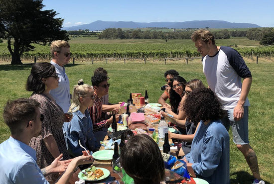 Yarra Valley Wine, Ciders, Cheese & Music