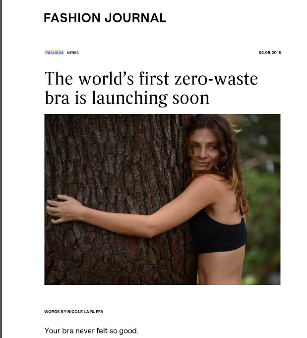 5a8a33b12ee07 EKKO World. Moxie Futures - Investor s Guide to Sustainable Fashion.  Peppermint Magazine. Twitter · Facebook · Instagram · The Very Good Bra