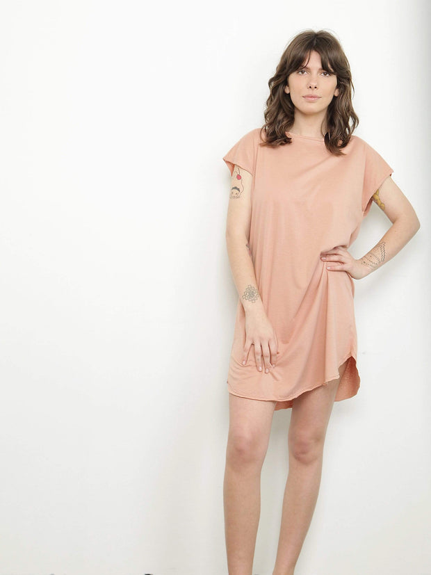 Always-Decent Tee Dress