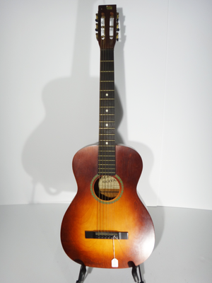 Hawaiian 1930s Liberty 6 String Acoustic Guitar