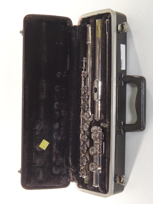 Bundy Flute in Original Case