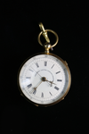 ANTIQUE 18 Ct. Gold Chronograph Pocket Watch c.1880