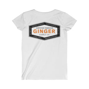 Ginger Producer 2012 Women's Fine Jersey Tee