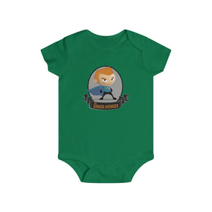 The Ginger Avenger - Male - Infant Rip Snap Tee