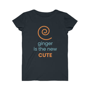 Ginger Is The New Cute - Women's Jersey Tee