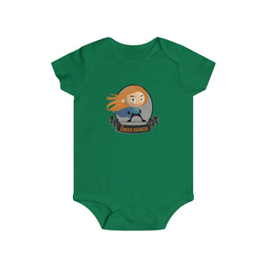 The Ginger Avenger - Female - Infant Rip Snap Tee