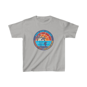 Ginger Bay Beach Club - Kids Heavy Cotton™ Tee