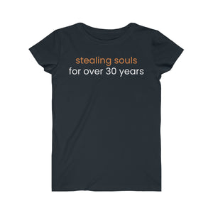 Stealing Souls 30 Years Women's Fine Jersey Tee