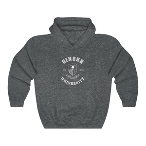 Ginger University -Unisex Heavy Blend™ Hooded Sweatshirt