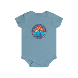Ginger Bay Beach Club - Infant Rip Snap Tee