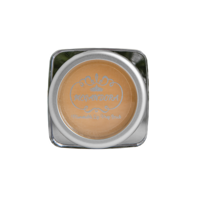 Melon Sugar Lip Scrub gently exfoliate your lips leaving them refreshed, kissable soft, and ready for lipstick.