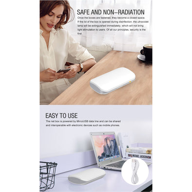 Easy Care Multi-functional Cell Phone Sterilizer