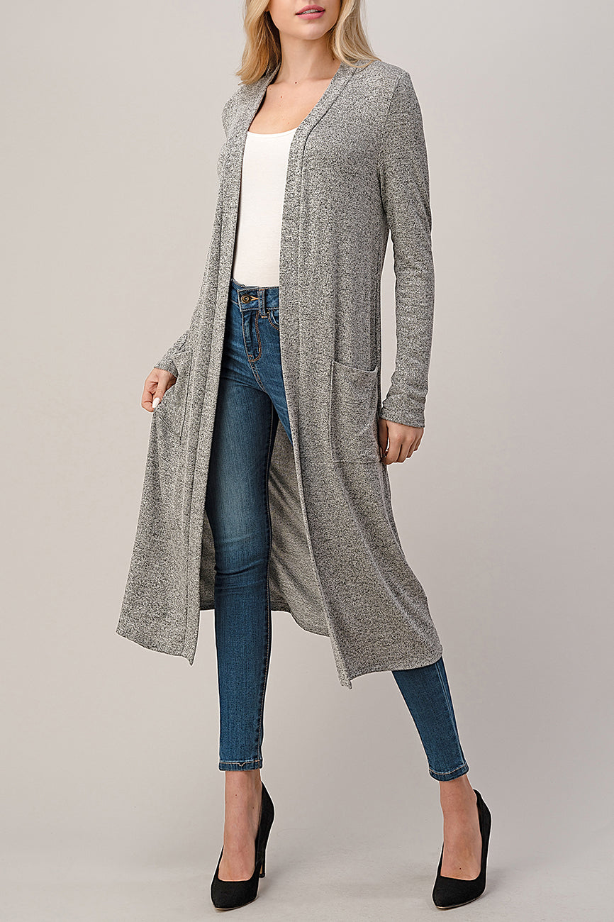 Intermingle Hacci Cardigan J354