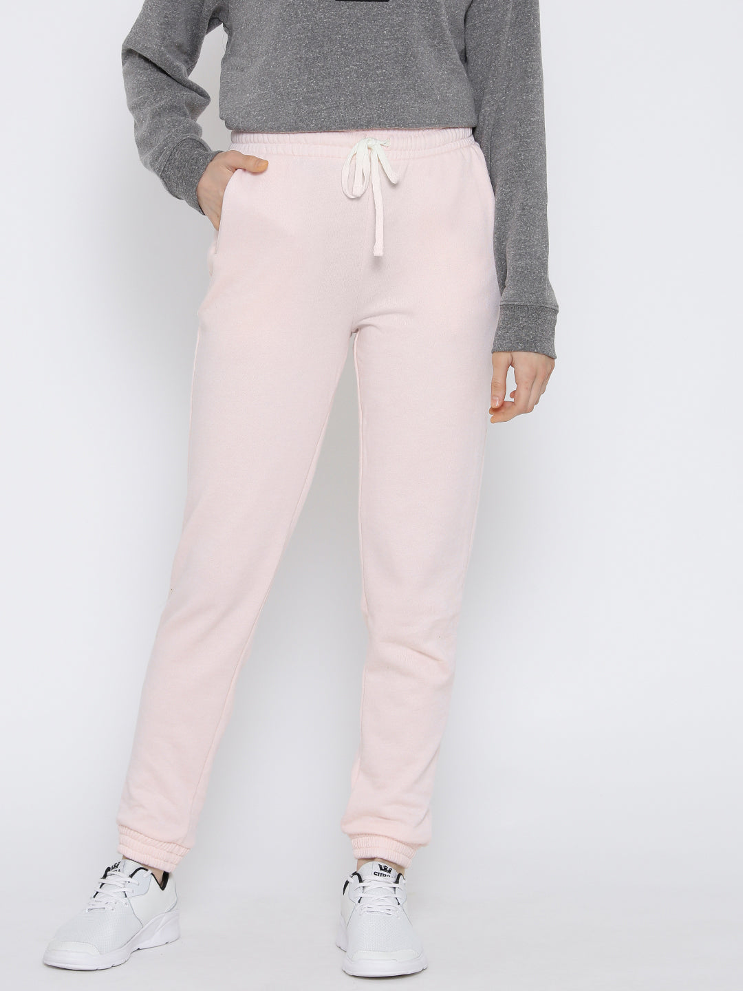 Women Pink Joggers