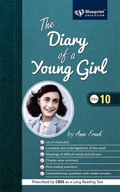 The diary of a young girl x s blueprint education blue print education books malvernweather Images