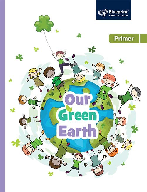 Our green earth primer blueprint education malvernweather Image collections