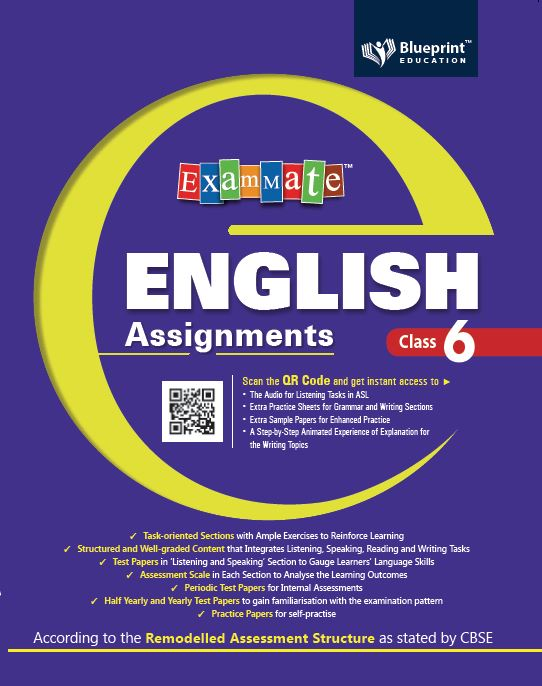 Exam Mate English Assignments 6