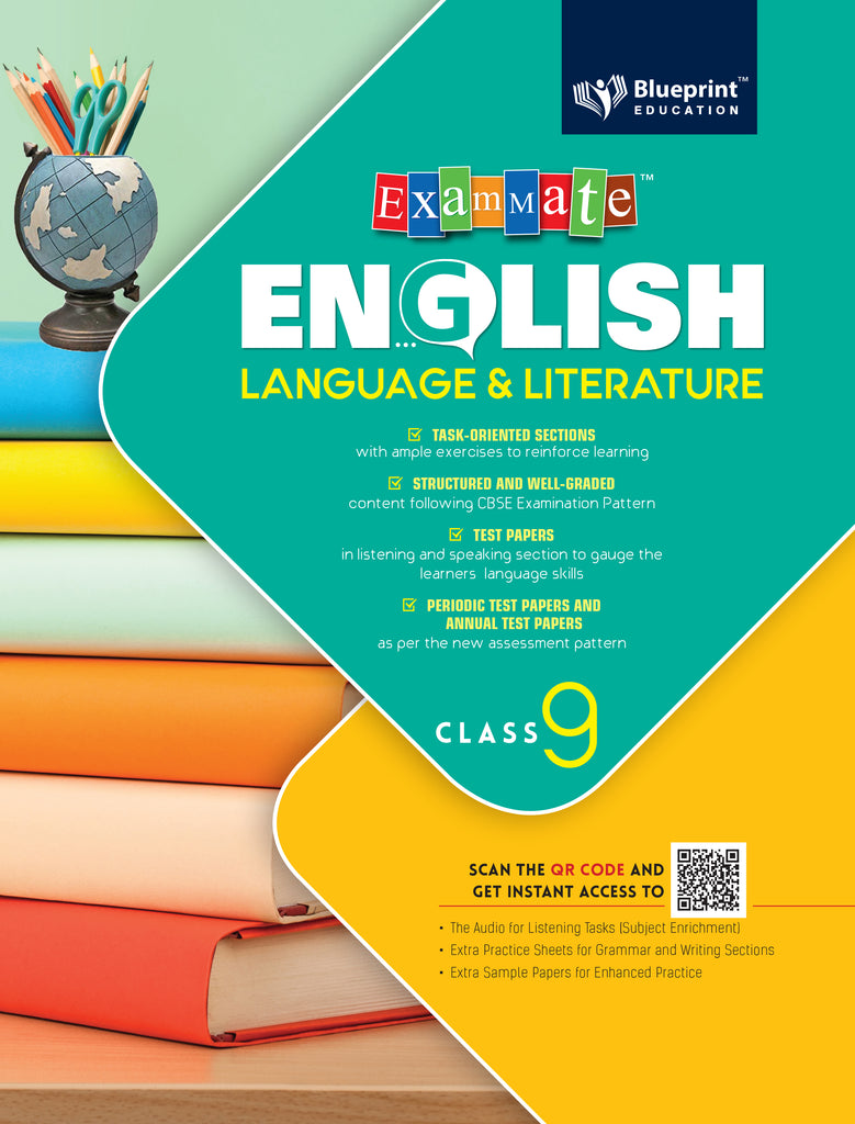Exam Mate English Language & Literature 9
