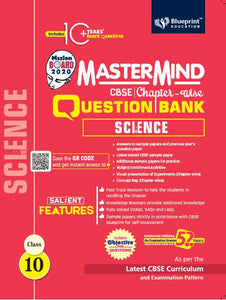 Master Mind CBSE Chapter-wise Question Bank Science 10
