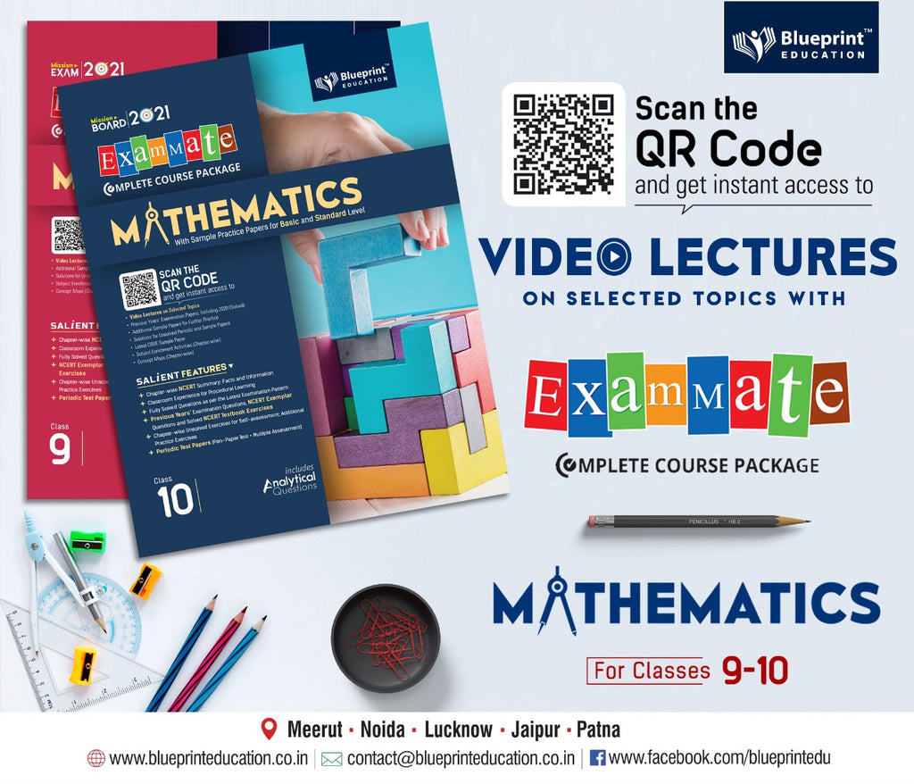 Exam Mate Mathematics 9