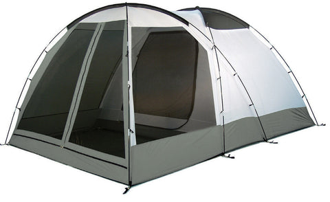 Chinook Twin Peaks Guide Fiberglass Season Pole Tent 6+ Person