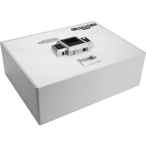 BARSKA BX-200 Top Opening Biometric Drawer Safe.