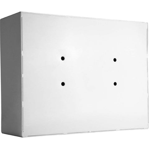 BARSKA BX-200 Biometric Safe Backside
