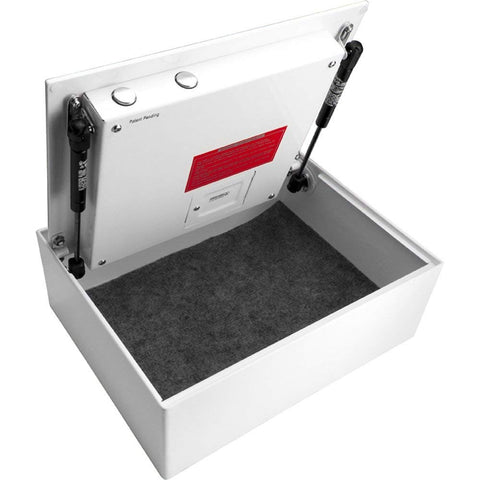 BARSKA BX-200 Biometric Safe Inside
