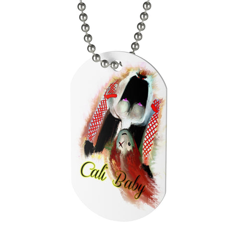 Dog Tag Cali baby
