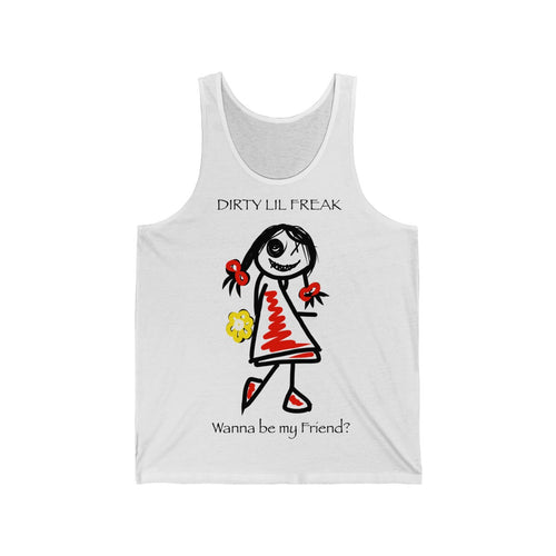Tank Tops Jersey Tank DLF wanna be
