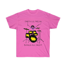 Unisex Ultra Cotton Tee drummers bang