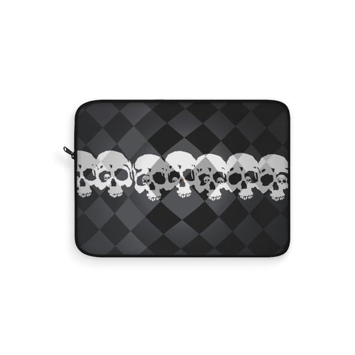 Laptop Sleeve skulls